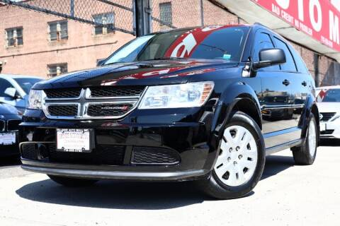 2018 Dodge Journey for sale at HILLSIDE AUTO MALL INC in Jamaica NY