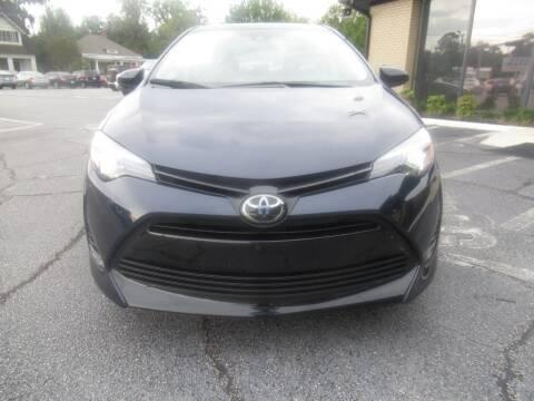 2019 Toyota Corolla for sale at Maluda Auto Sales in Valdosta GA
