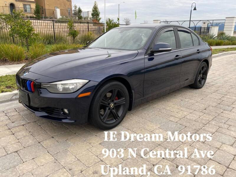 2012 BMW 3 Series for sale at IE Dream Motors-Upland in Upland CA