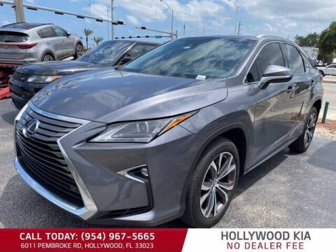 2019 Lexus RX 350 for sale at JumboAutoGroup.com in Hollywood FL