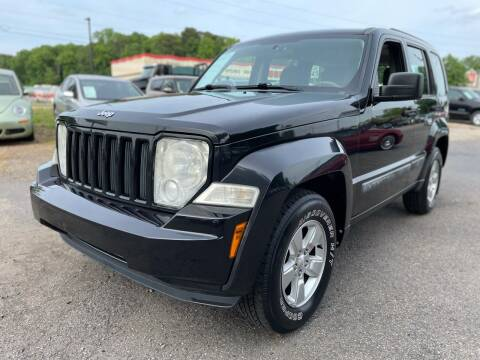 2010 Jeep Liberty for sale at Atlantic Auto Sales in Garner NC