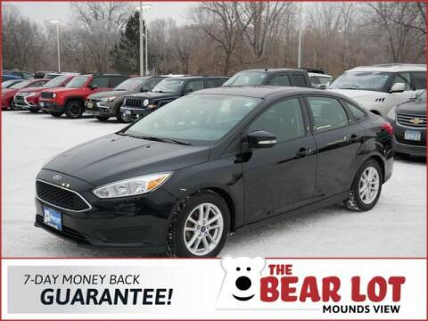 2016 Ford Focus for sale at Rydell Auto Outlet in Mounds View MN