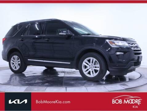2018 Ford Explorer for sale at Bob Moore Kia in Oklahoma City OK