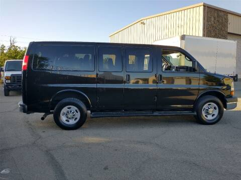 2014 Chevrolet Express Passenger for sale at California Diversified Venture in Livermore CA