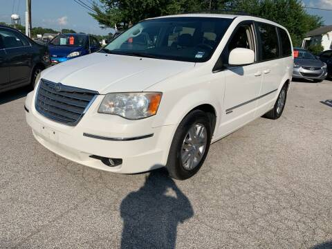 2010 Chrysler Town and Country for sale at STL Automotive Group in O'Fallon MO