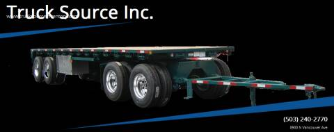 2020 Raja Flat Deck Wagon for sale at Truck Source Inc. in Portland OR