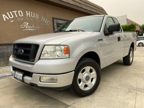 2004 Ford F-150 for sale at Auto Hub, Inc. in Anaheim CA