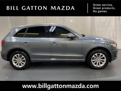 2014 Audi Q5 for sale at Bill Gatton Used Cars - BILL GATTON ACURA MAZDA in Johnson City TN