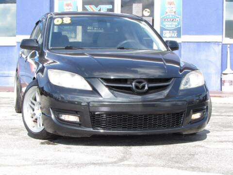 2008 Mazda MAZDASPEED3 for sale at VIP AUTO ENTERPRISE INC. in Orlando FL