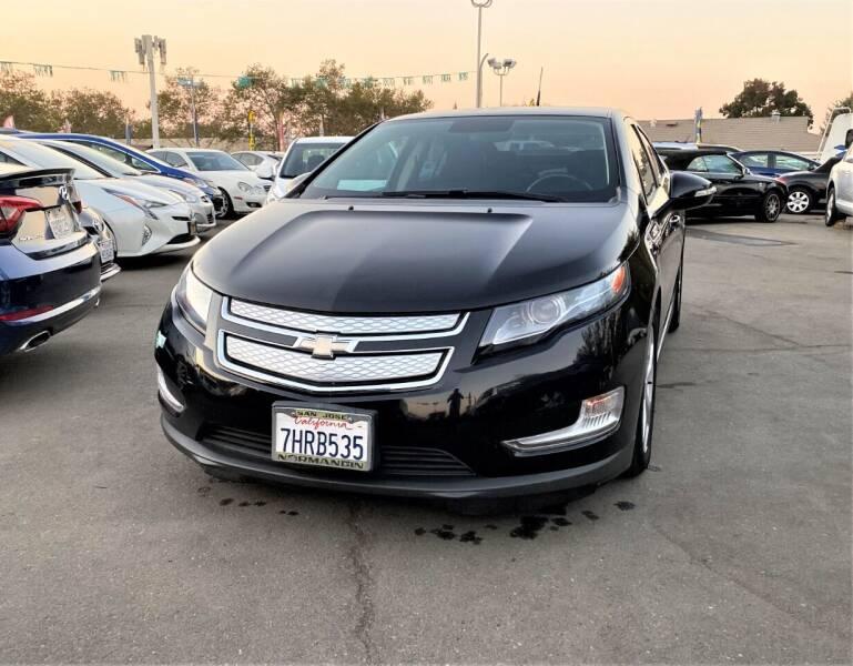 2014 Chevrolet Volt for sale at TOP QUALITY AUTO in Rancho Cordova CA