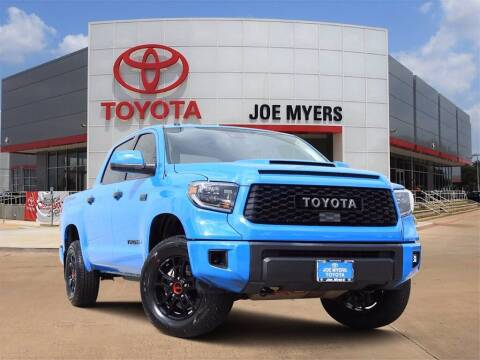 2019 Toyota Tundra for sale at Joe Myers Toyota PreOwned in Houston TX