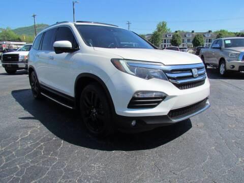 2016 Honda Pilot for sale at Hibriten Auto Mart in Lenoir NC