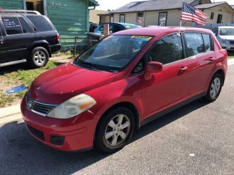 2007 Nissan Versa for sale at Castagna Auto Sales LLC in Saint Augustine FL