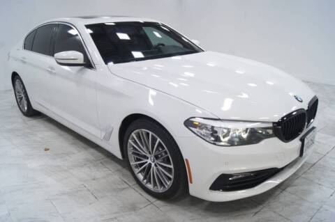 2017 BMW 5 Series for sale at Sacramento Luxury Motors in Carmichael CA