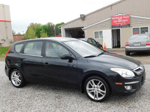 2009 Hyundai Elantra for sale at Macrocar Sales Inc in Akron OH