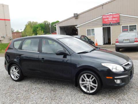 2009 Hyundai Elantra for sale at Macrocar Sales Inc in Akron OH