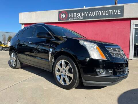 2010 Cadillac SRX for sale at Hirschy Automotive in Fort Wayne IN
