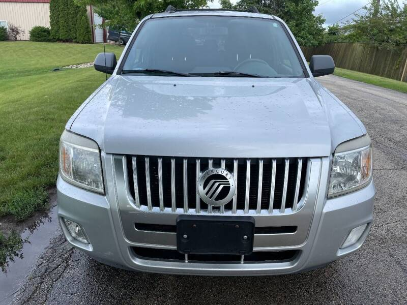2010 Mercury Mariner for sale at Luxury Cars Xchange in Lockport IL