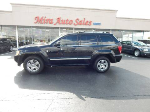 2007 Jeep Grand Cherokee for sale at Mira Auto Sales in Dayton OH