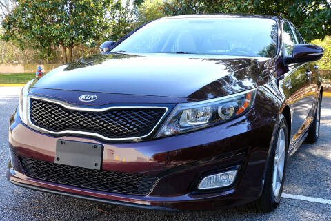2015 Kia Optima for sale at Prime Auto Sales LLC in Virginia Beach VA