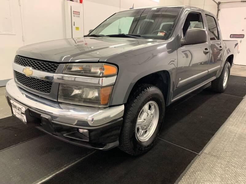 2008 Chevrolet Colorado for sale at TOWNE AUTO BROKERS in Virginia Beach VA