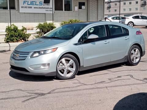 2011 Chevrolet Volt for sale at Clean Fuels Utah - SLC in Salt Lake City UT