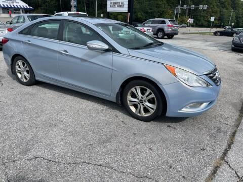 2011 Hyundai Sonata for sale at H4T Auto in Toledo OH