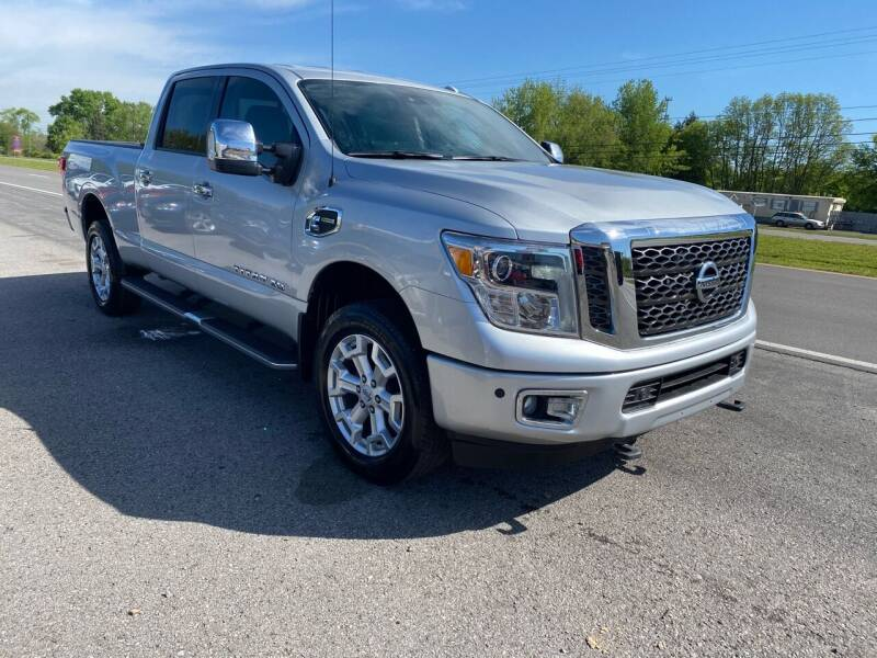 2017 Nissan Titan XD for sale at Tennessee Auto Brokers LLC in Murfreesboro TN