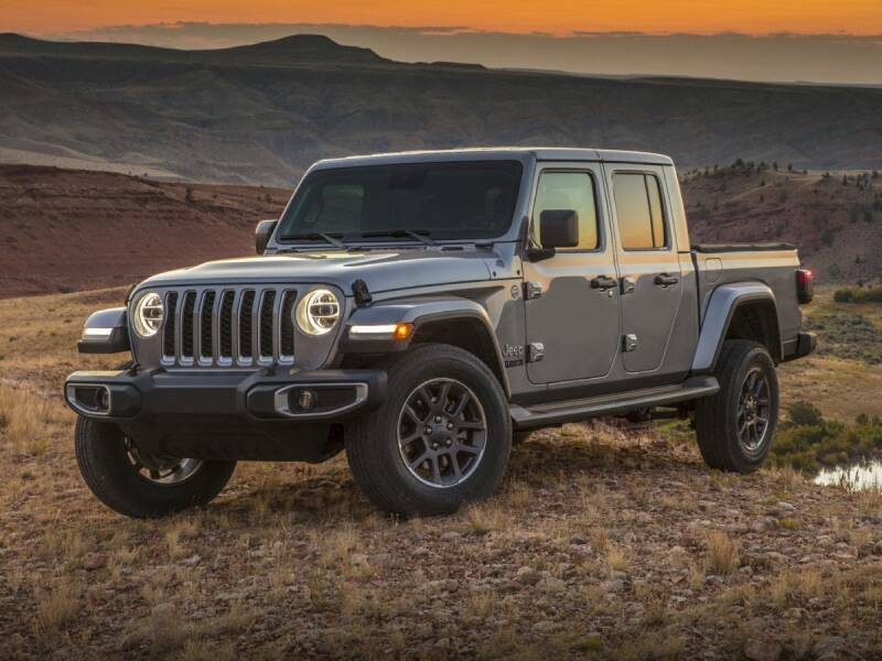 2021 Jeep Gladiator for sale at MIDWAY CHRYSLER DODGE JEEP RAM in Kearney NE