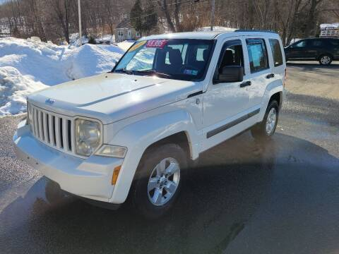 2009 Jeep Liberty for sale at New Jersey Automobiles and Trucks in Lake Hopatcong NJ