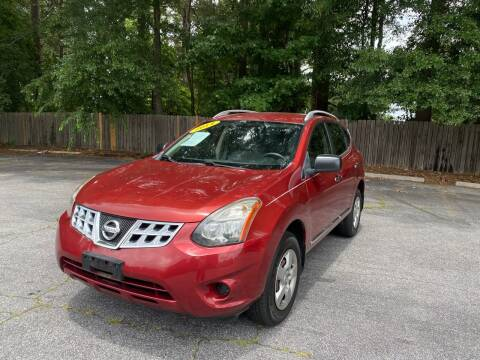 2014 Nissan Rogue Select for sale at Peach Auto Sales in Smyrna GA