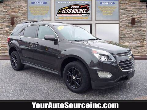 2016 Chevrolet Equinox for sale at Your Auto Source in York PA