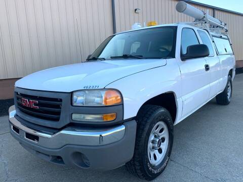 2006 GMC Sierra 1500 for sale at Prime Auto Sales in Uniontown OH