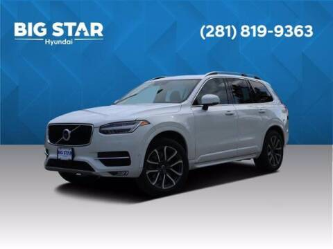 2018 Volvo XC90 for sale at BIG STAR HYUNDAI in Houston TX