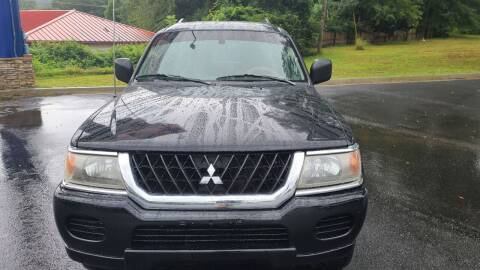 2003 Mitsubishi Montero Sport for sale at AMG Automotive Group in Cumming GA