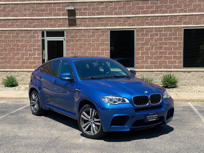 2014 BMW X6 M for sale in Madison, WI