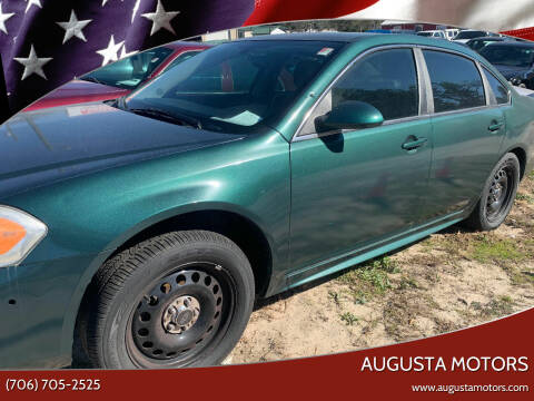 2013 Chevrolet Impala for sale at Augusta Motors in Augusta GA