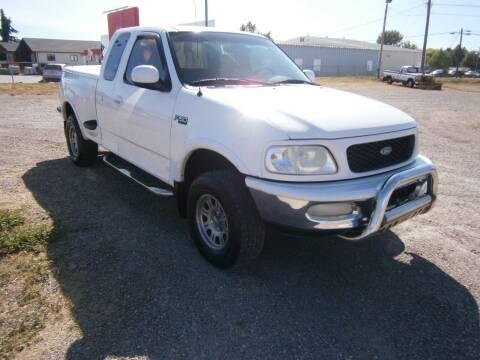 1997 Ford F-150 for sale at Mission Mountain Motors in Ronan MT