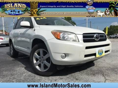2007 Toyota RAV4 for sale at Island Motor Sales Inc. in Merritt Island FL