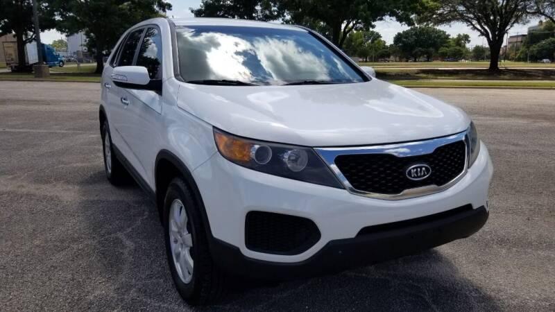 2013 Kia Sorento for sale at KAM Motor Sales in Dallas TX
