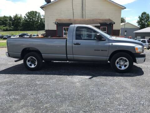 2006 Dodge Ram Pickup 1500 for sale at PENWAY AUTOMOTIVE in Chambersburg PA