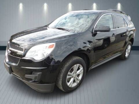 2013 Chevrolet Equinox for sale at Klean Carz in Seattle WA