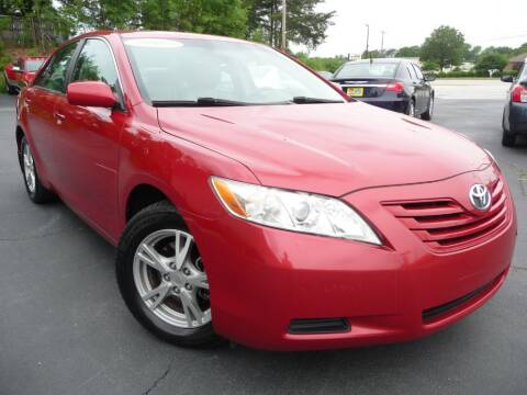 2009 Toyota Camry for sale at Wade Hampton Auto Mart in Greer SC