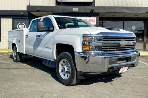 2017 Chevrolet Silverado 3500HD for sale at Michaels Auto Plaza in East Greenbush NY