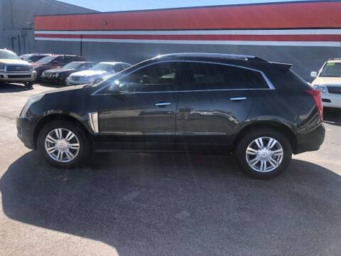 2014 Cadillac SRX for sale at United Auto Sales in Oklahoma City OK