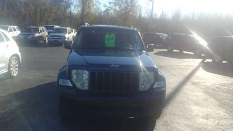 2008 Jeep Liberty for sale at Pool Auto Sales Inc in Spencerport NY