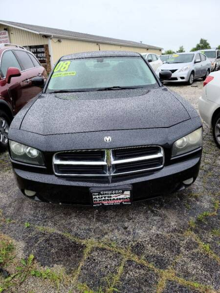 2008 Dodge Charger RT 4dr Sedan - South Chicago Heights IL