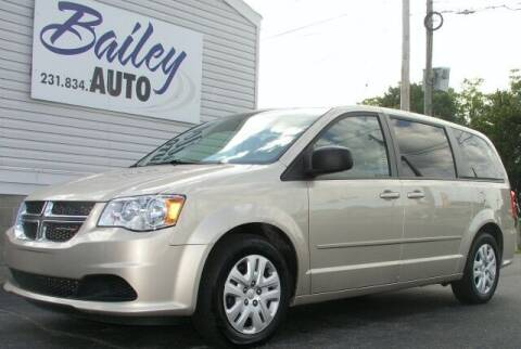 2015 Dodge Grand Caravan for sale at Bailey Auto LLC in Bailey MI