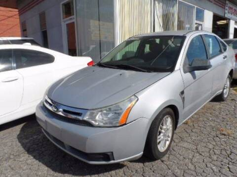 2008 Ford Focus for sale at Specialty Bank Liquidators in Greensboro NC
