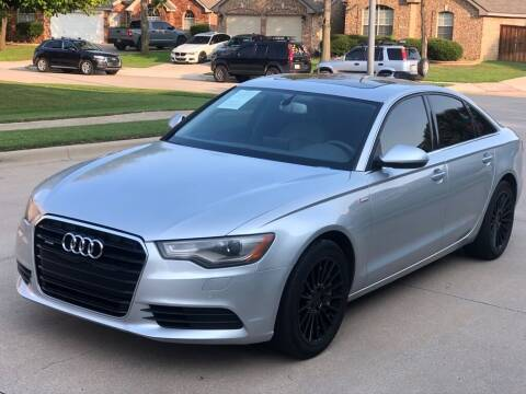 2014 Audi A6 for sale at Executive Auto Sales DFW LLC in Arlington TX
